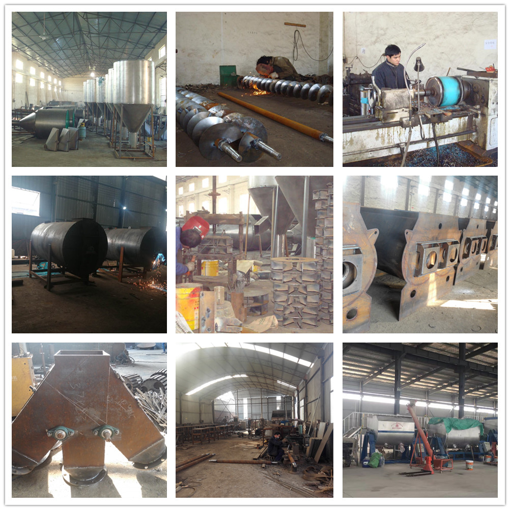Automatic Plaster Mortar Powder Valve Bag Packing Machine