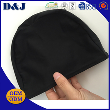 2017 Popular Comfortable Customized Nylon Spandex Lycra Swimming Caps for Adults