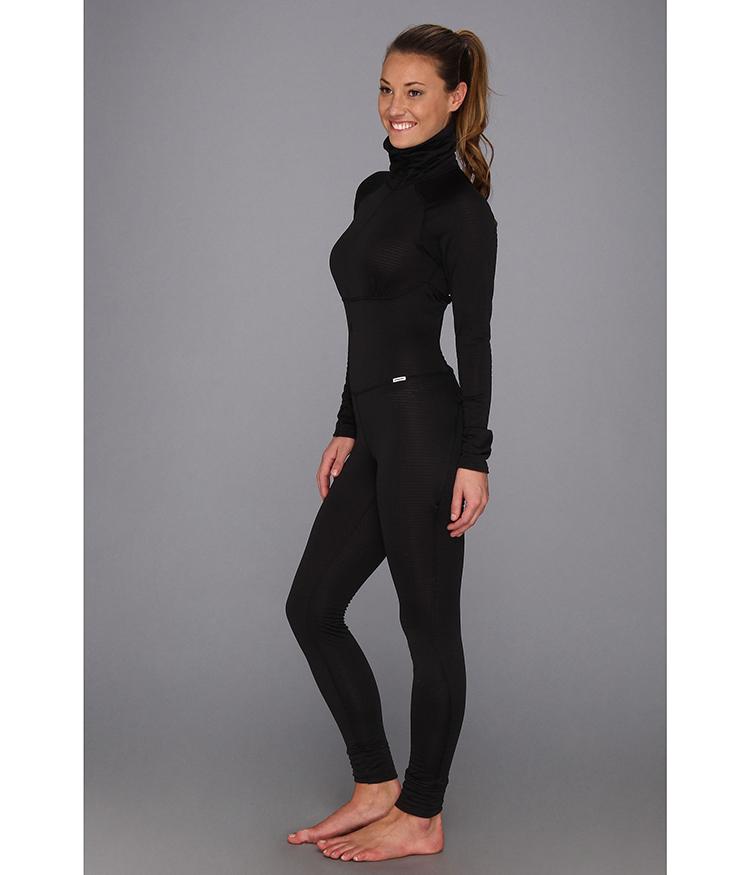 Long Sleeves Fully Functional Side-zip Drop-bottom One ...