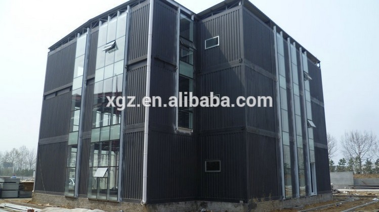 Prefab Container Frame Office