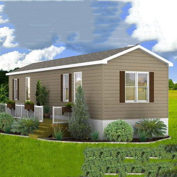 Luxury Prefabricated Houses Villas Mobile Homes In Europe