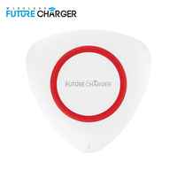 2017 Big Sale! Universal Wireless Fast Charger For iphone8 With Factory Price