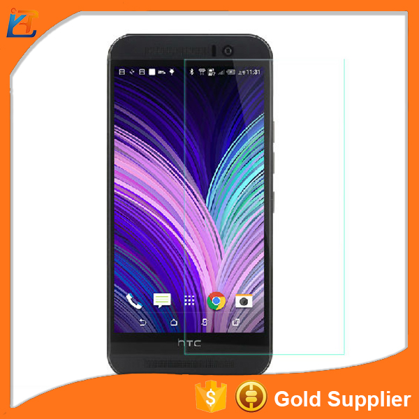 super clear screen protector tempered glass screen film for htc desire 828