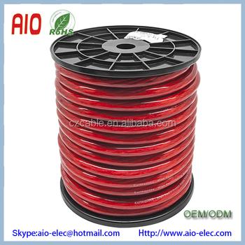 Cca 0 Awg Manometer 14,5 Car-audio-verstärker Stromkabel - Buy ...