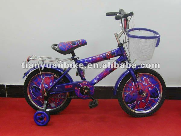 hebei xingtai bicycle cheap wholesale kids bicycle for sale OEM factory cheap BMX bike with carrier for Egypt Market