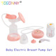 Baby care manual breast pump double electric breast pump