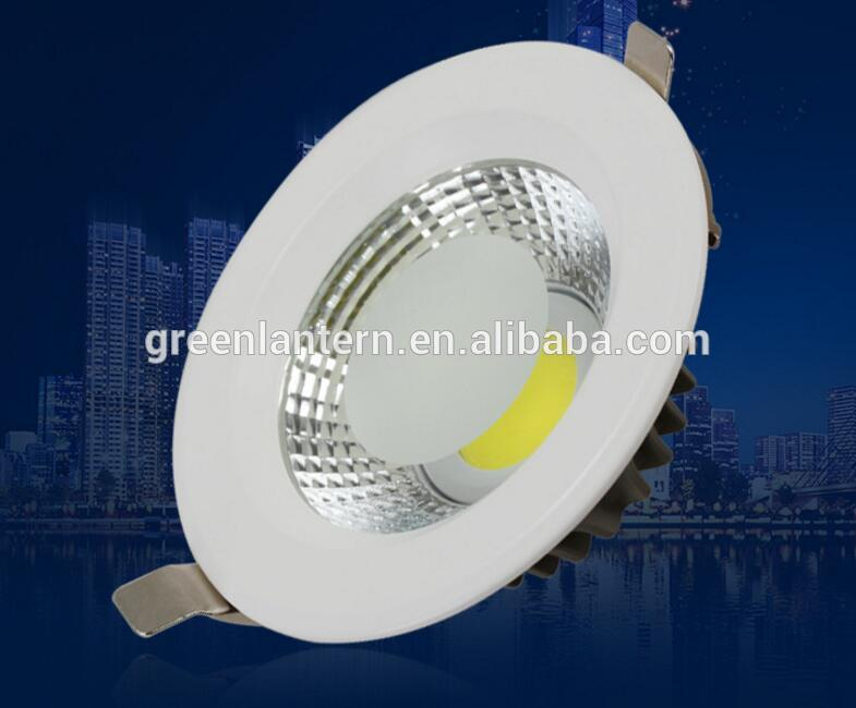 מחיר מפעל אור שקוע led downlight COB led downlight 5 w 10 w 15 w 20 w 30 w 3 אינץ 4 inch 5 inch 6 inch