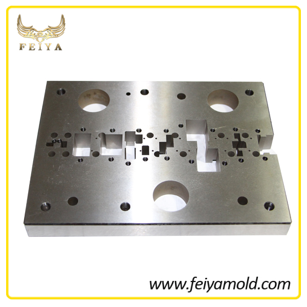 Customized high quality cnc milling metal stamping die back-up plate