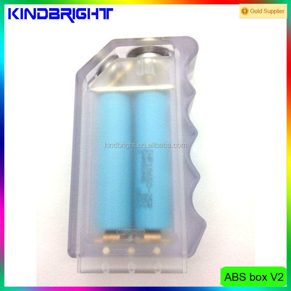 2015 Cigreen Abs Tank Crossing Mod Original Box Mod V2 With Unique ...