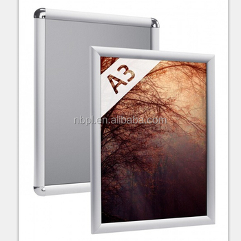 wall mounted 11x17 snap closed frame poster board buy poster board