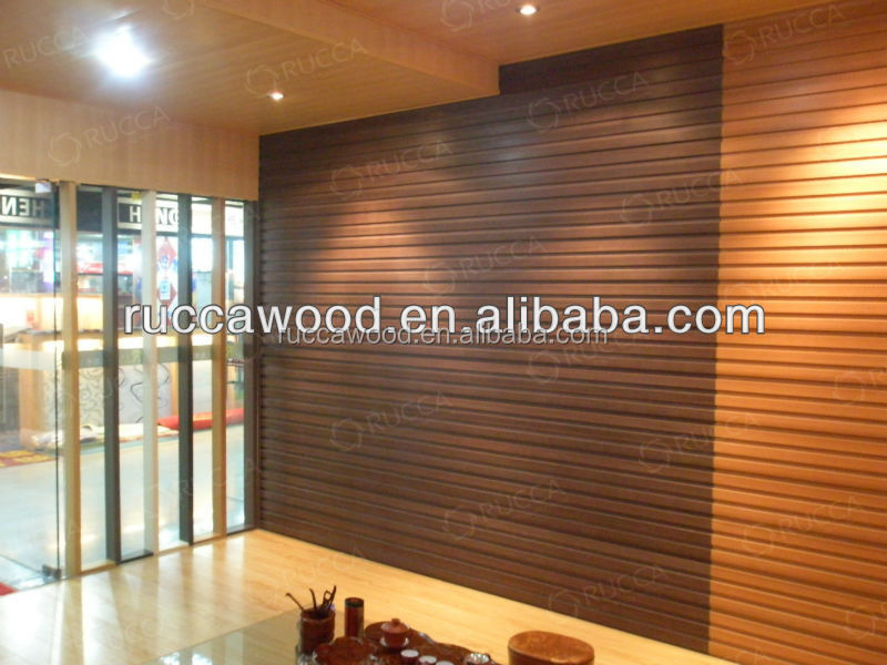 Rucca Wood Interior Decorative Hall Wall Panel Decor Office Wall
