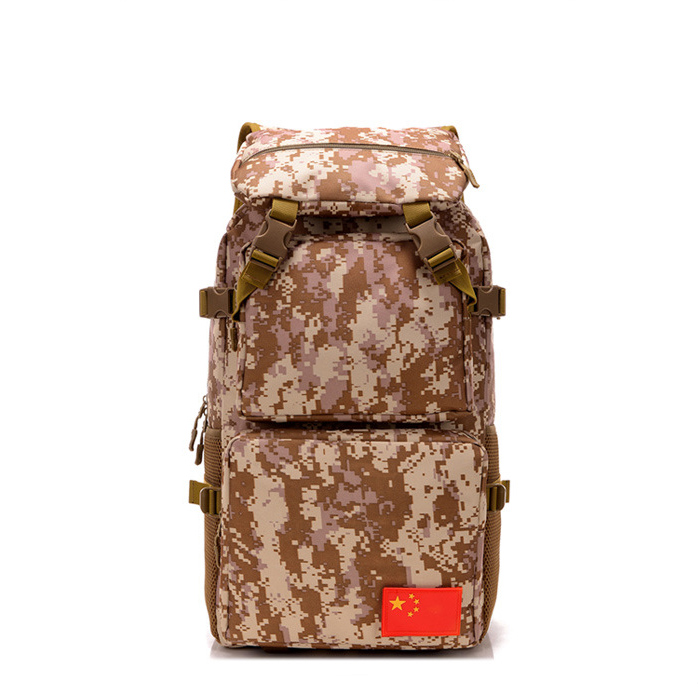 Sports & Entertainment 2018 New School Daily Use Camouflage Wholesale High Nylon Tactical Sling Bag Cross Body Gun Backpack Design Handgun Move Quickly