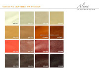 ALIME LEATHER SWATCHES-GENUINE LEATHER