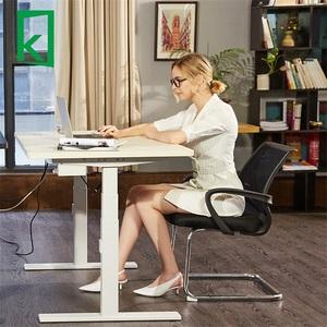 Hand Crank Height Adjustable Desk, Hand Crank Height