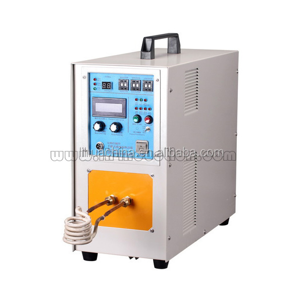 10KW All-in-one high frequency induction heater for welding