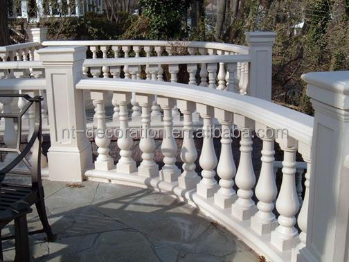 Artchitecticial Home Decoration Balcony Stone Concrete