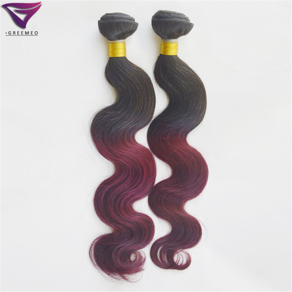 Cheap Dark Red Ombre Hair Find Dark Red Ombre Hair Deals On Line At