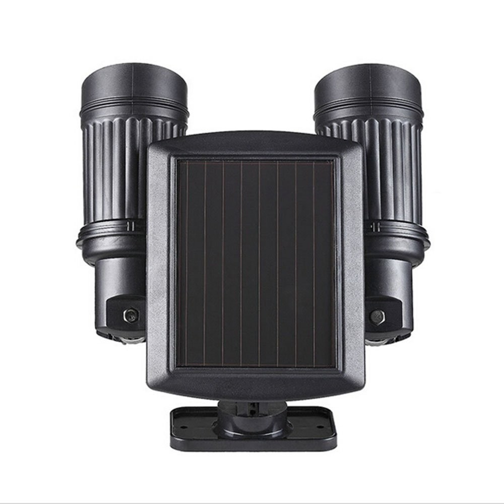 Led 120 Degree Double Lens Telescope Shape Motion Sensor Outdoor ...