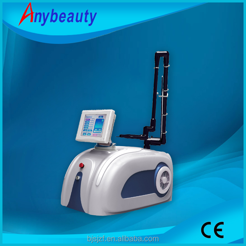 F5 Portable co2 fractional laser wrinkles and fine lines removal machine with Medical CE