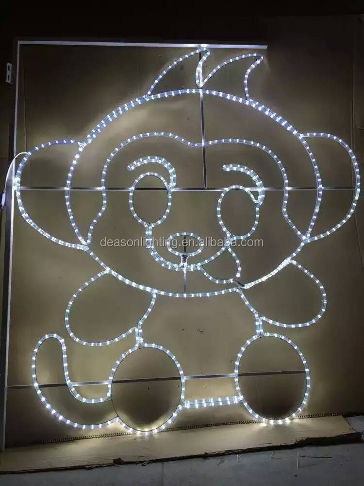Led christmas lights wholesale rabbit rope light motif for outdoor led christmas lights wholesale rabbit rope light motif for outdoor decoration aloadofball Images