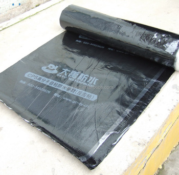 High Quality Self Adhesive Asphalt Roofing Felt Asphalt
