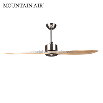 Mountain Air Electrical Dc Natural Wood 2 Blades Ceiling Fan 52yft 807 Buy Electrical Timber Ceiling Fan Natural Wood 2 Blades Natural Wood Ceiling Fan Product On Alibaba Com