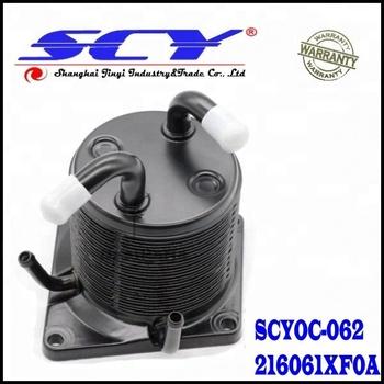Genuine Cvt Transmission Oil Cooler 21606-1xf0a [2013-2015 ...