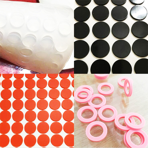 Die Cutting Self Adhesive Round Felt Pad For Furniture & Furniture self adhesive eva foam pad