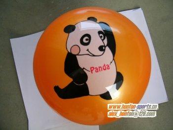 Panda sticker ball