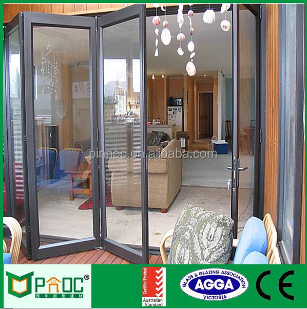 lowes interior glass bifold doors cheap aluminium glass door