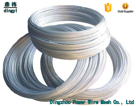 alibaba hot products Cold Draw Galvanized Iron Wire in Construction Field