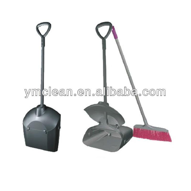 Y5601 Plastic Shovel Dustpan With Broom