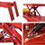Factory price scissor lift hydraulic cylinder car lift