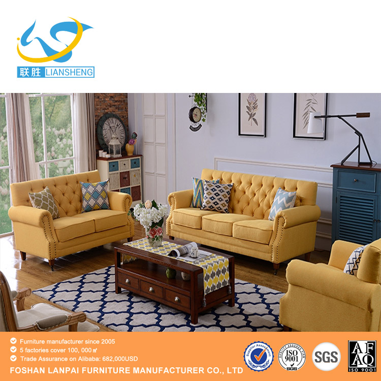 new design low price home furniture sofa set