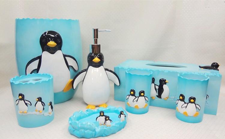 Penguin Bathroom Accessory Whole Accessories Suppliers Alibaba
