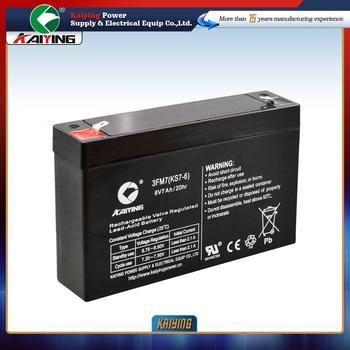 6v 7ah Recharegeable Toy Car Battery Buy 6v 7ah Battery 6v 6 Volt
