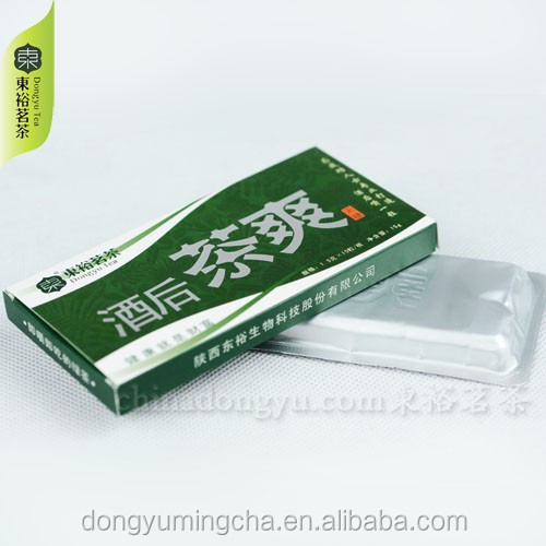 Healthy Tea products Tea candy without suger After drink Tea extract Products