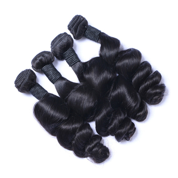 Double drawn hair unprocessed virgin peruvian hair bundle,10A grade hair peruvian virgin hair,wholesale peruvian human hair