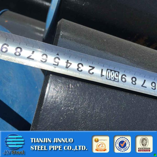 seamless galvanized steel tube drain pipe gold supplier cast iron steel pipe