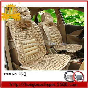 New Knitting car seat cover for car front seat