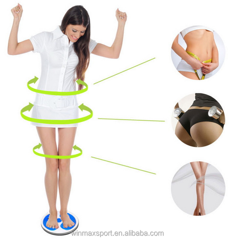 Best Quality Twist And Shape Exercise Equipment,Spin Disk ...