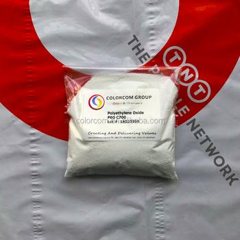 Polyethylene Oxide Colorcom Peo Same To Polyox Wsr 301 - Buy Polyethylene  Oxide,Polyox,Polyox Wsr 301 Product on Alibaba com