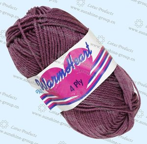 100%merino hand knitting wool yarn
