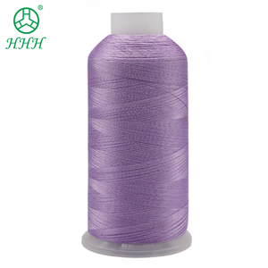 good quality 5000Y polyester embroidery thread from guangzhou
