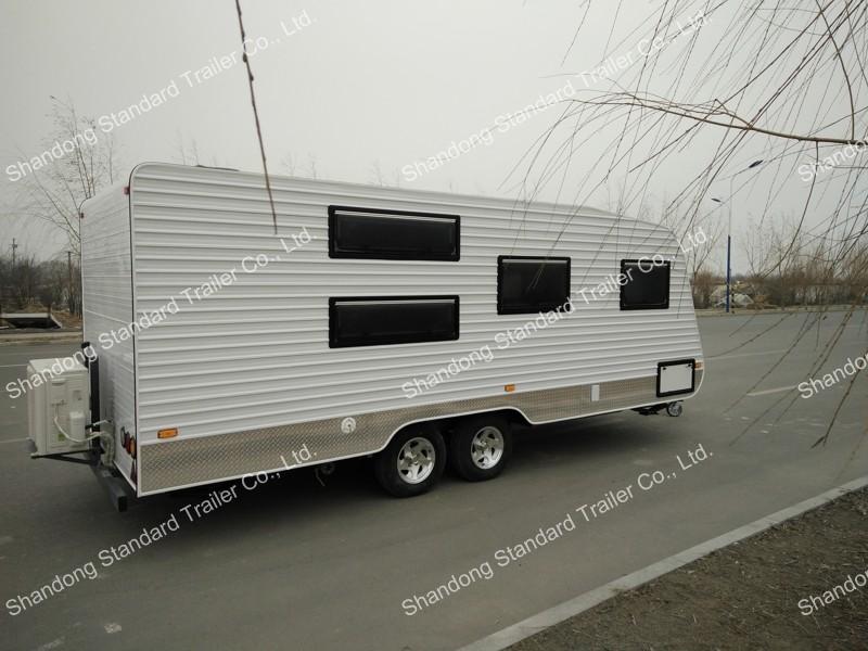 Mobile Rv Caravan Trailer Für Verkauf - Buy Caravan Trailer Für ...