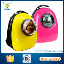 Lovoyager High Quality PC capsule pet backpack dog carrier airline approved whoelsesale