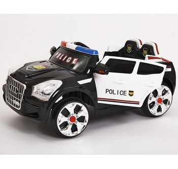 2015 Newest 2 Seater Kids Electric Car Police Car Toy For Baby Buy