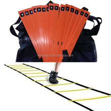 speed agility ladder with soccer cones,A Fitness Training Gear for teams sports