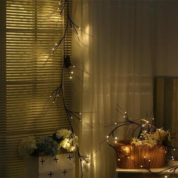 Best Selling 6ft LED Decorative Vine Garland Lighted Twig Garland