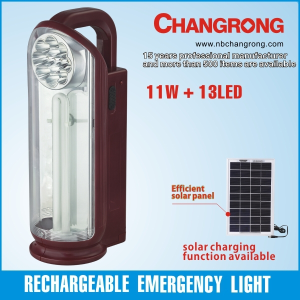 CR-1079B rechargeable portable tube led light with low price